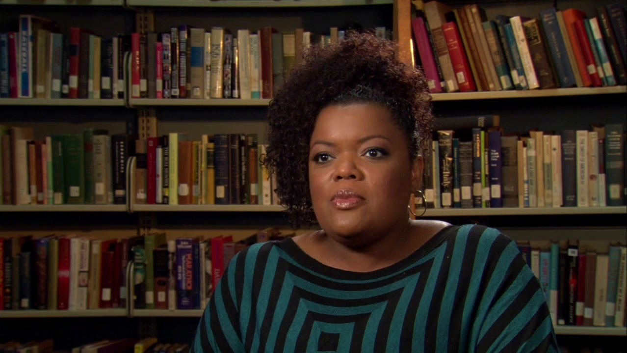 Community: Interview Excerpts Yvette Nicole Brown-Shirley