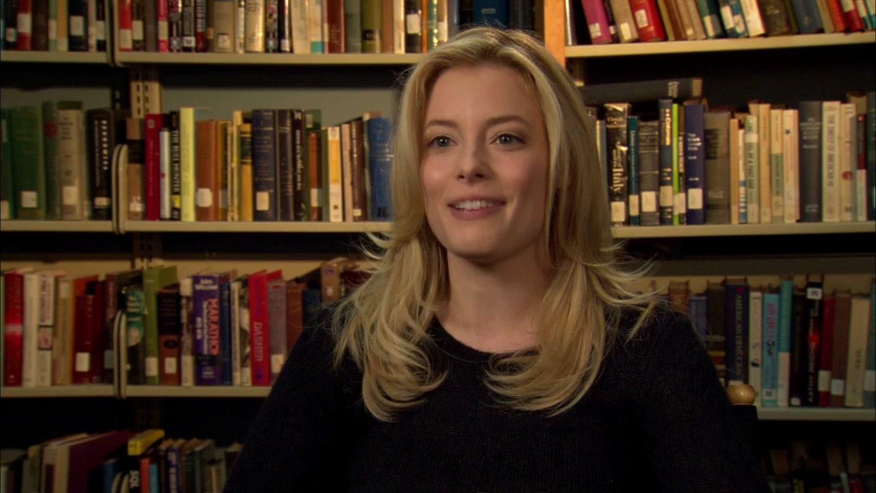 Community: Interview Excerpts Gillian Jacobs-Britta