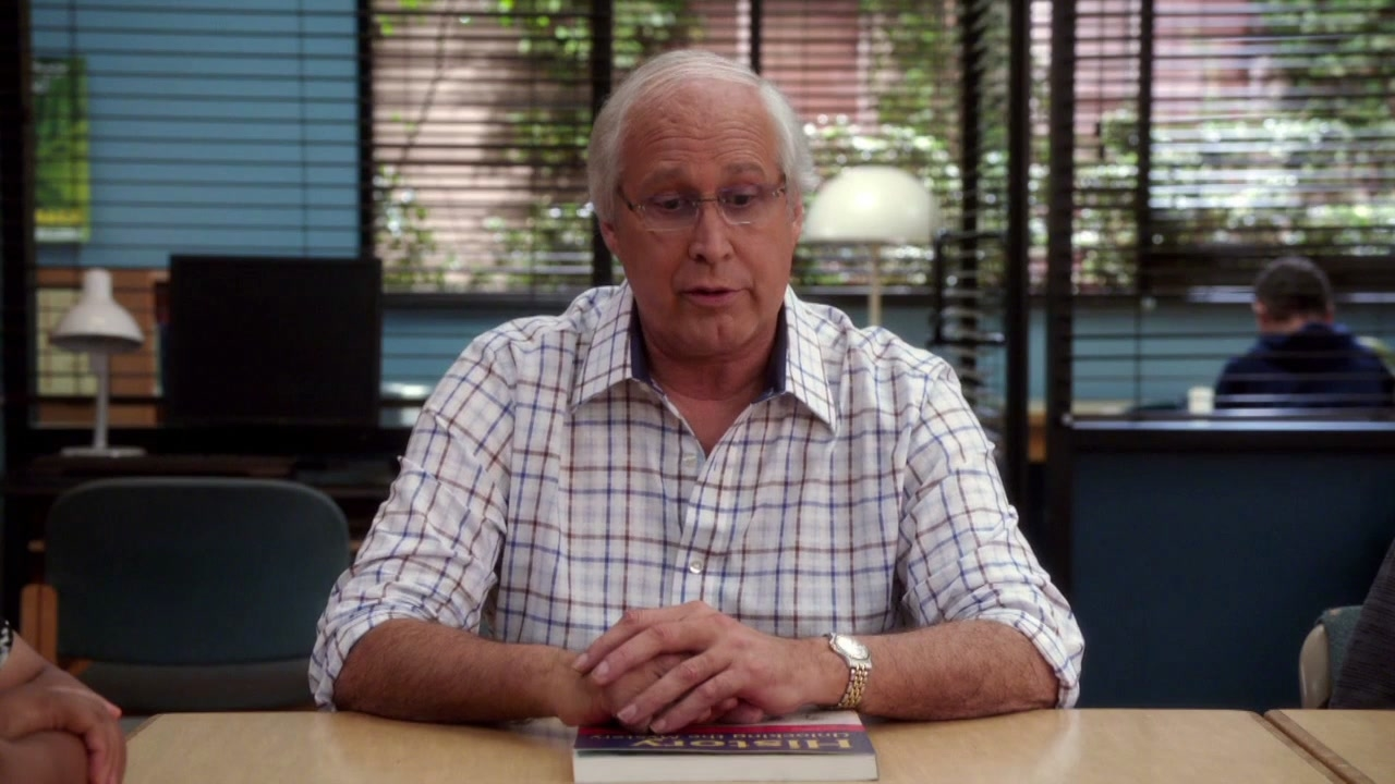 Community: The Gang Finds Out
