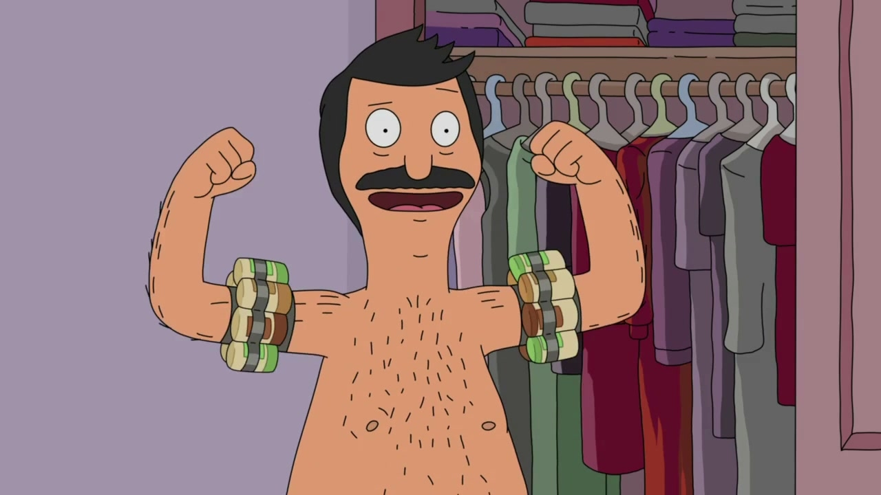 Bob's Burgers: Spices All Over The Bed