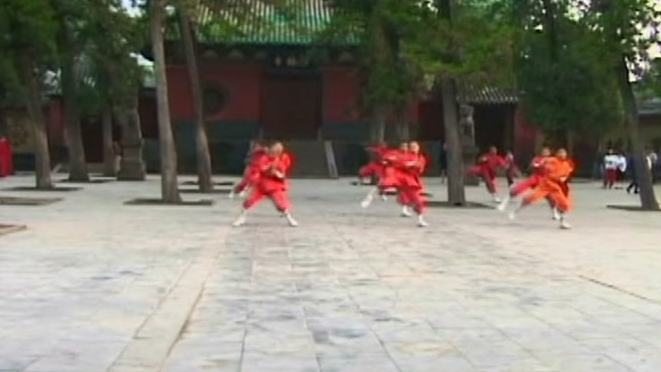 Independent Lens: Shaolin Ulysses: Kungfu Monks In America