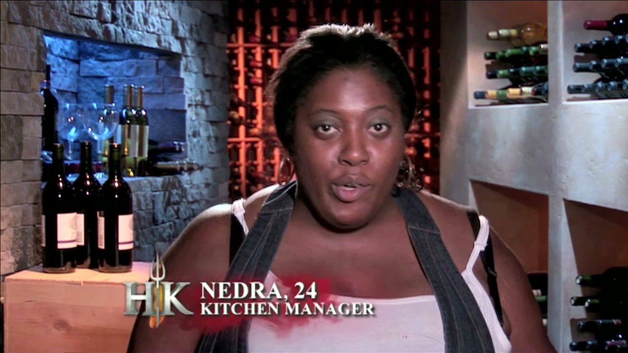 Hell's Kitchen: Teams Divided