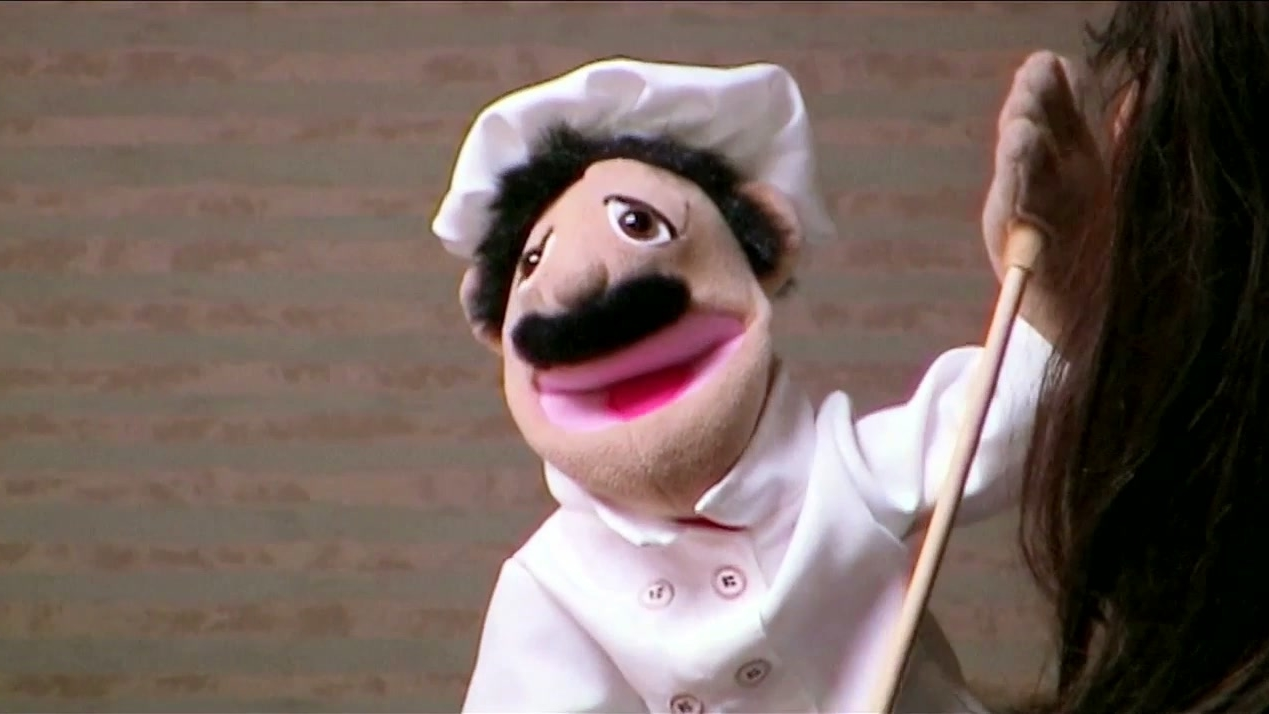 Hell's Kitchen: Chef Puppet