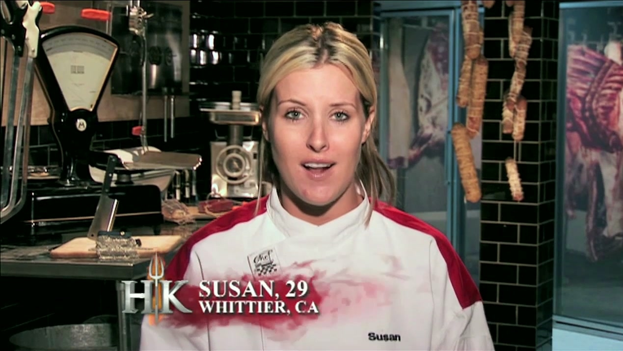 Hell's Kitchen: Head Chef Of What