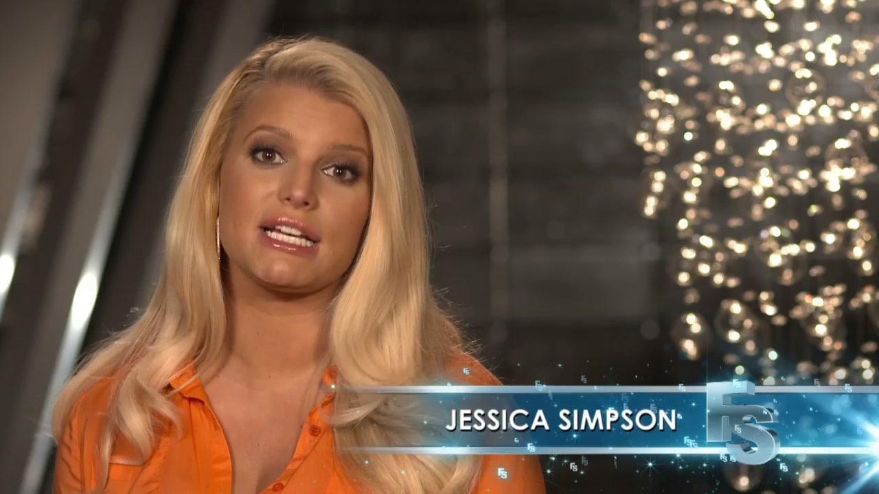 Fashion Star: Jessica Simpson