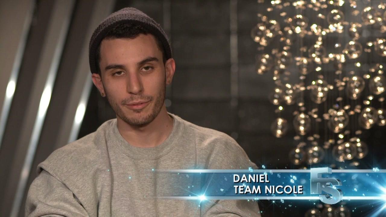 Fashion Star: Nicole With Daniel