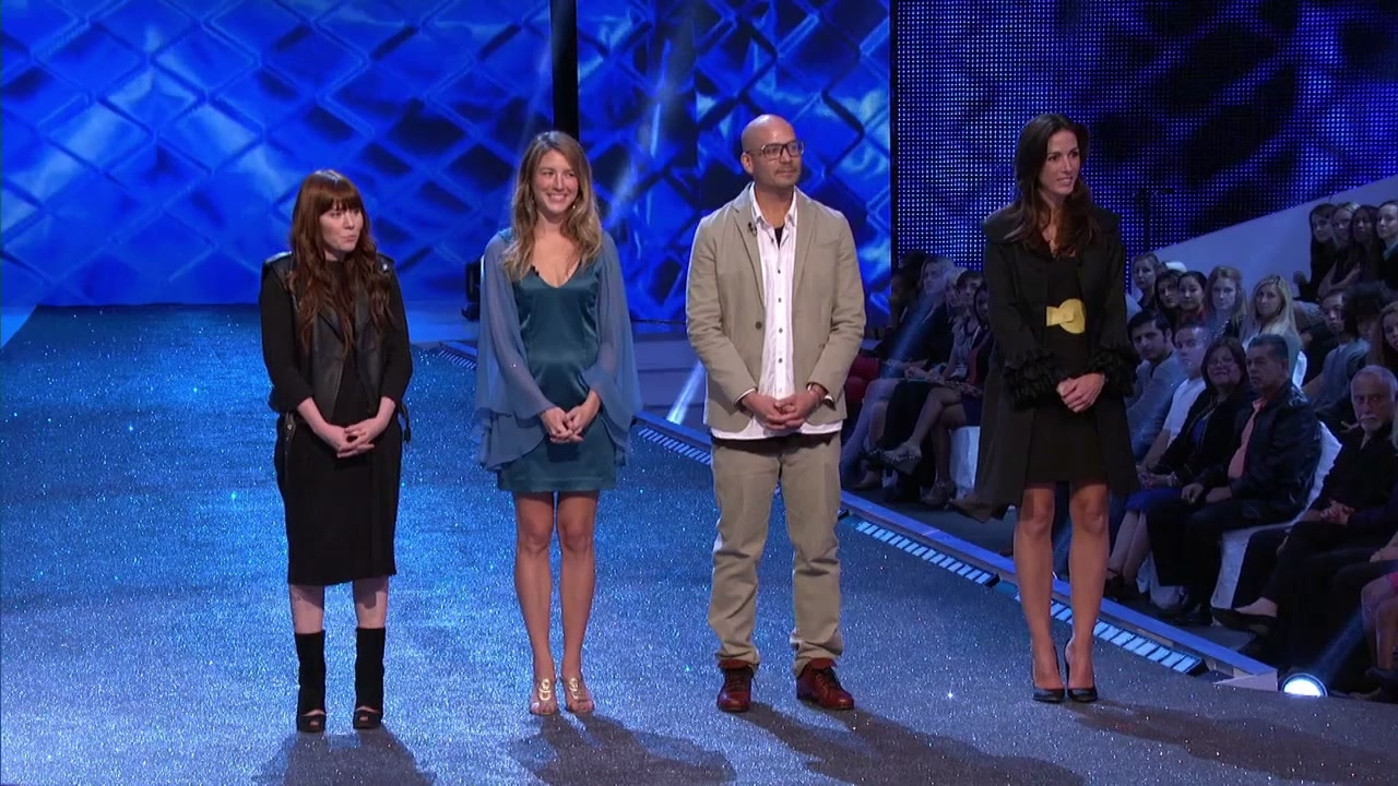 Fashion Star: John's Team