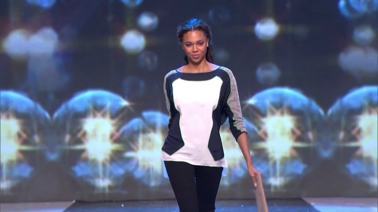 Fashion Star: Casandra's Shirt