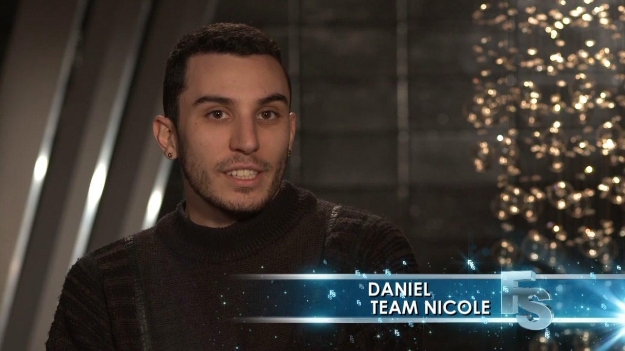 Fashion Star: Daniel's Tree Dress