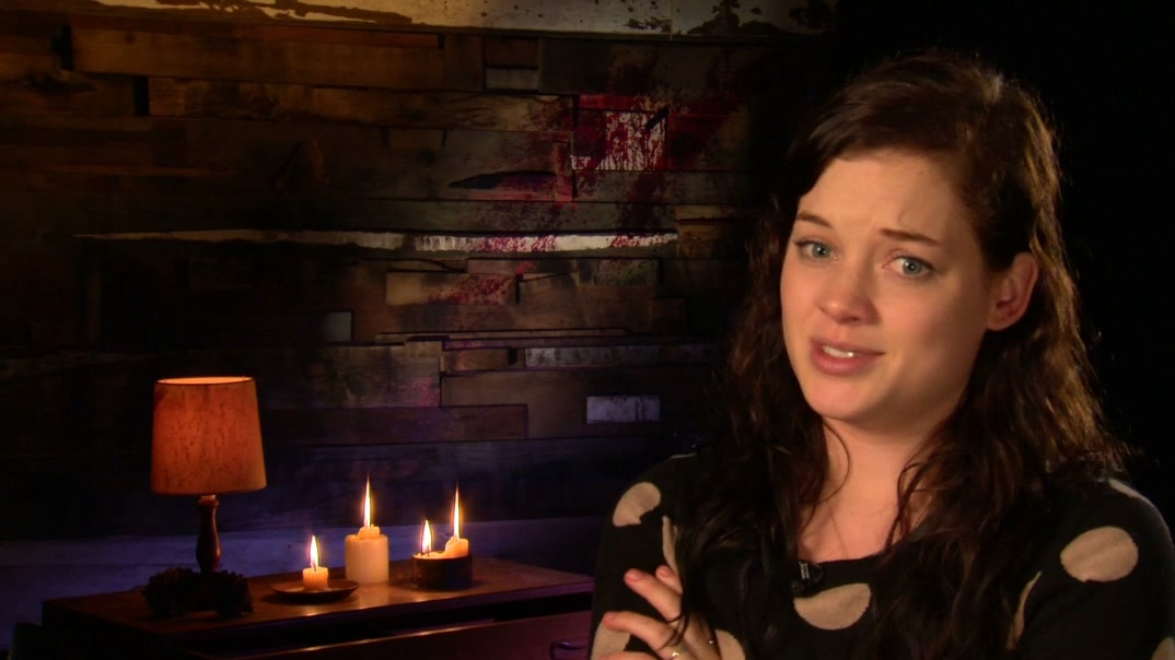 Evil Dead: Jane Levy On Being Buried Alive