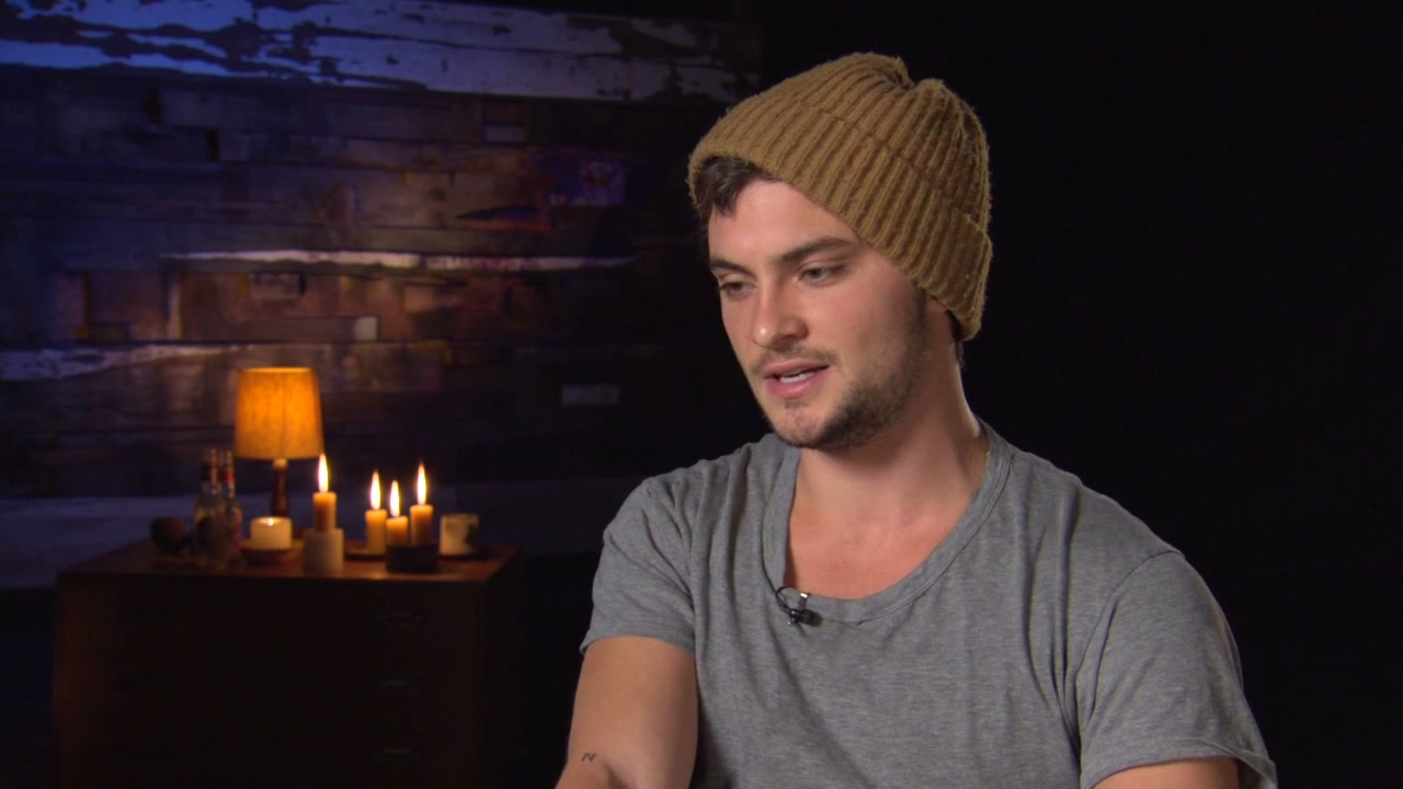 Evil Dead: Shiloh Fernandez On His Character