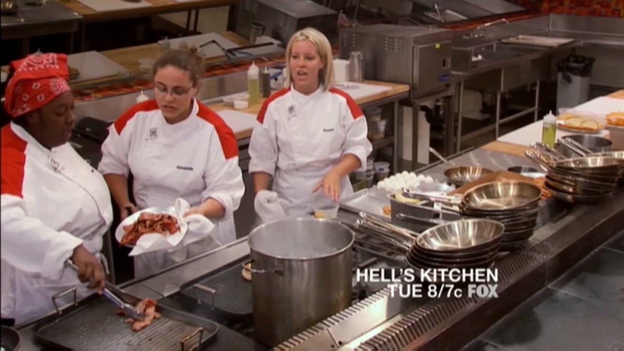 Hell's Kitchen: Sixteen Chefs Compete: Part 1