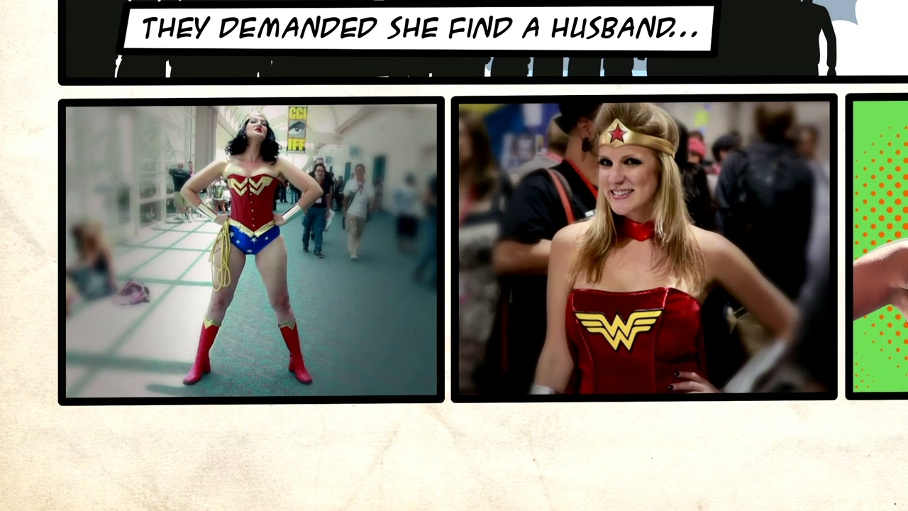 Independent Lens: Wonder Women!