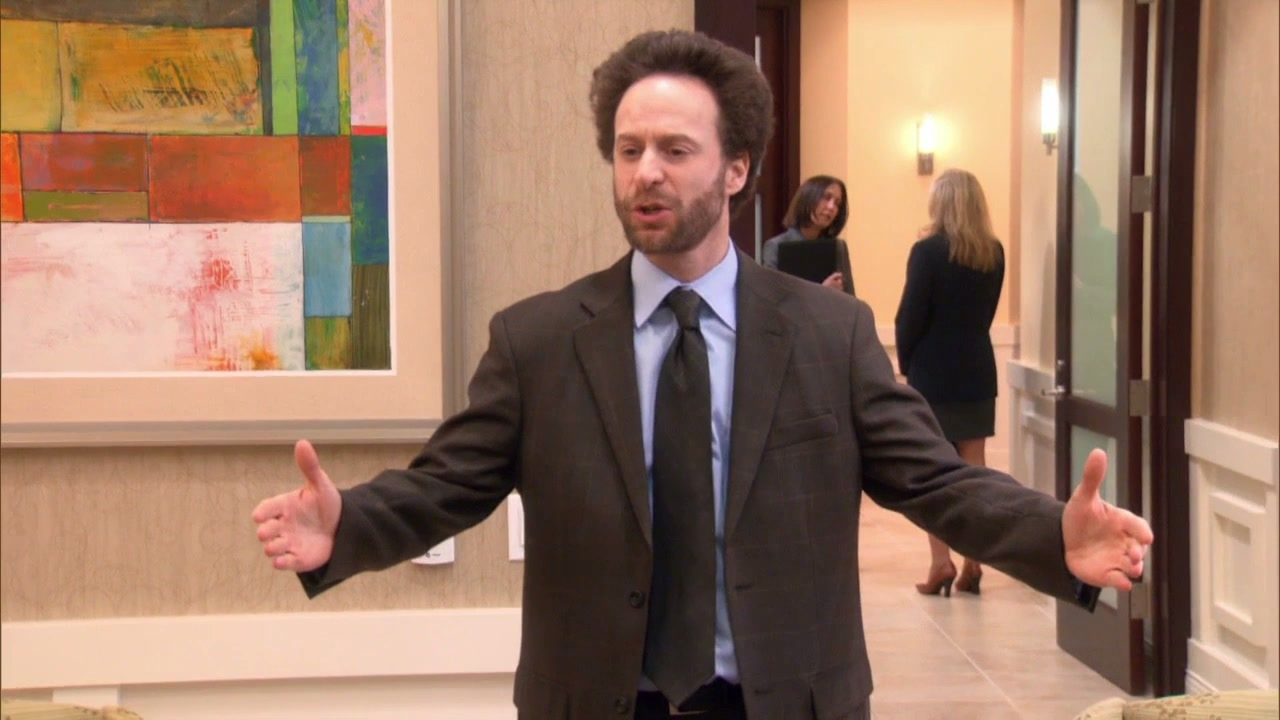 Parks And Recreation: Ron Is Being Sued