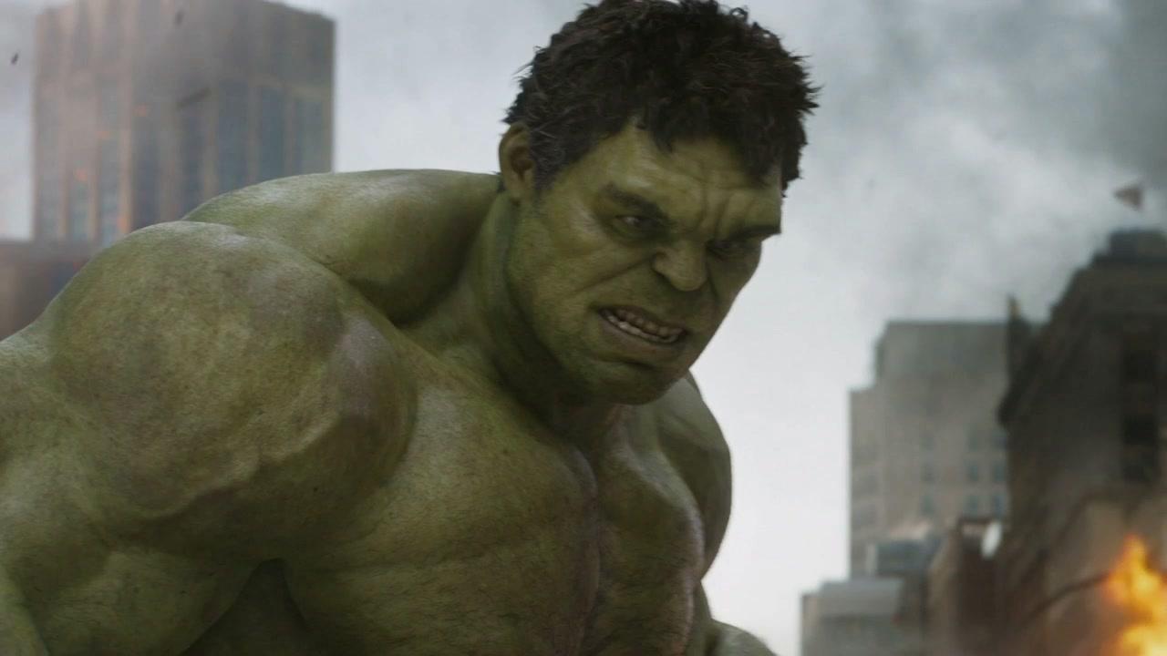 Marvel's The Avengers (Box Set Spot)
