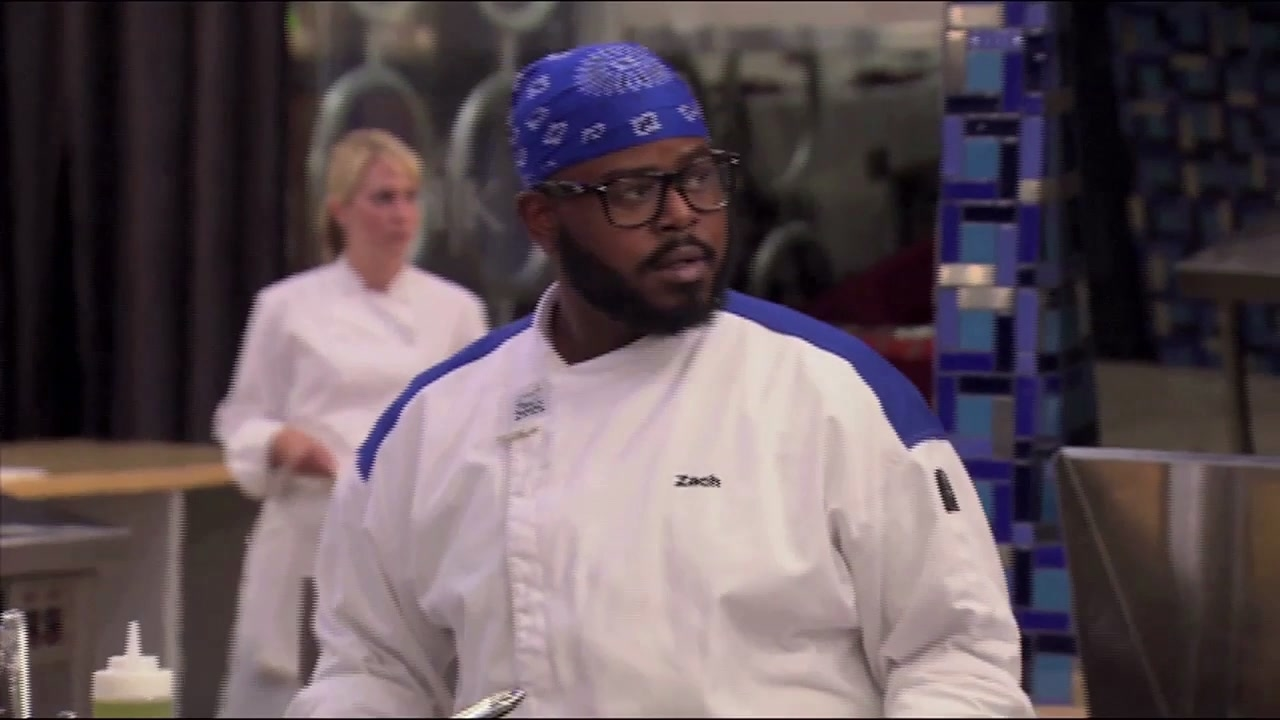 Hell's Kitchen: Angry Chef