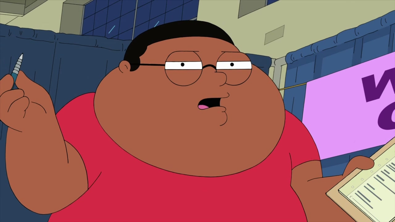 The Cleveland Show: Who Done Did It?