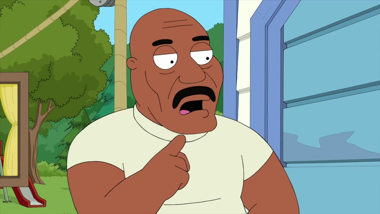 The Cleveland Show: Proven Innocence