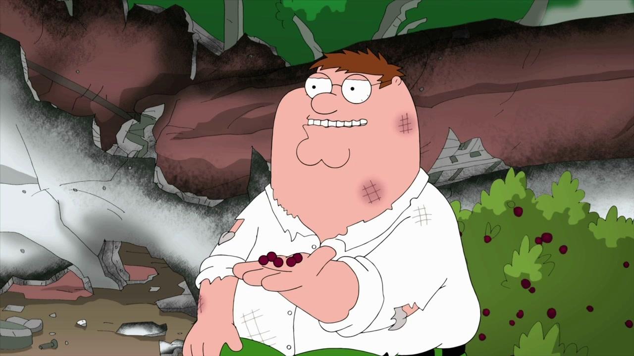 Family Guy: Plane Crash