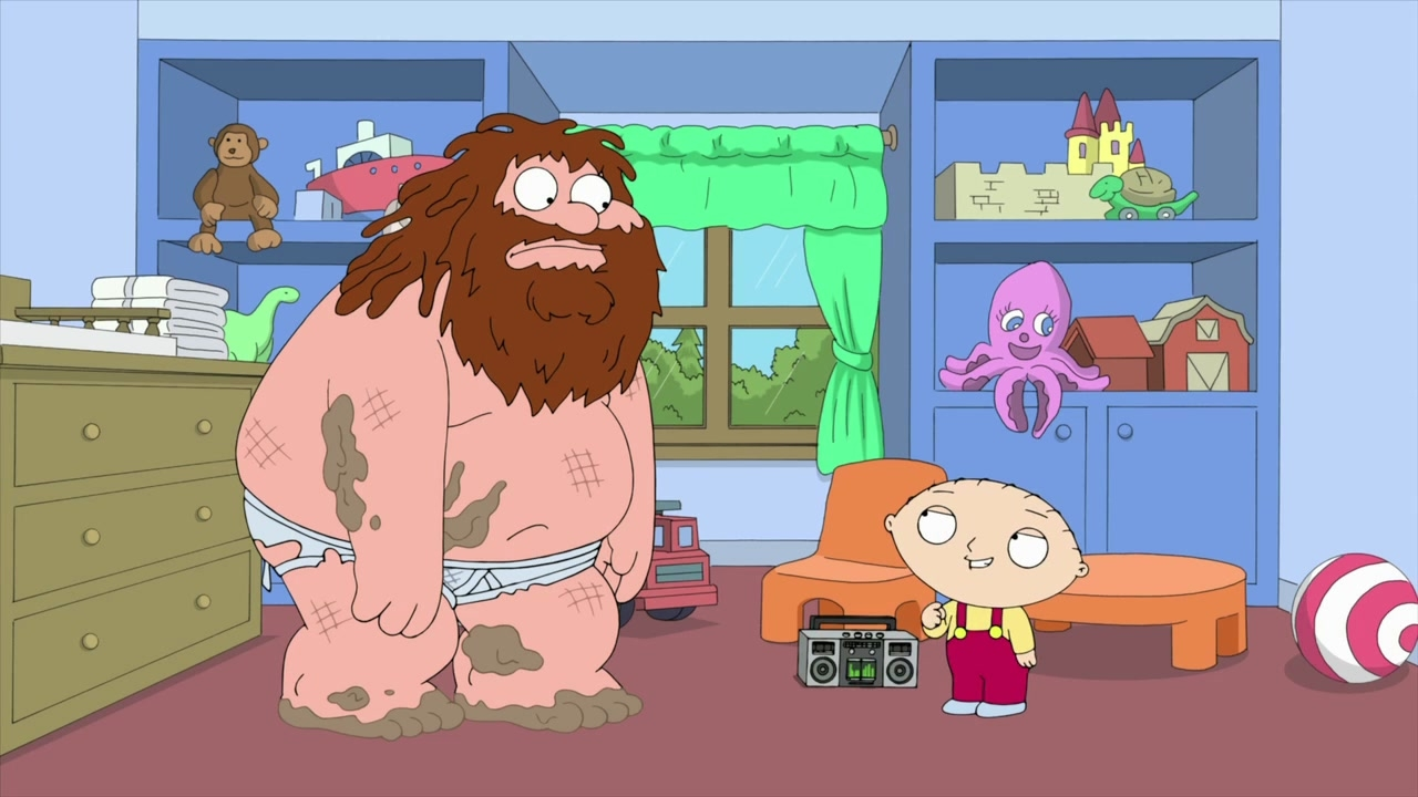 Family Guy: Becoming Normal