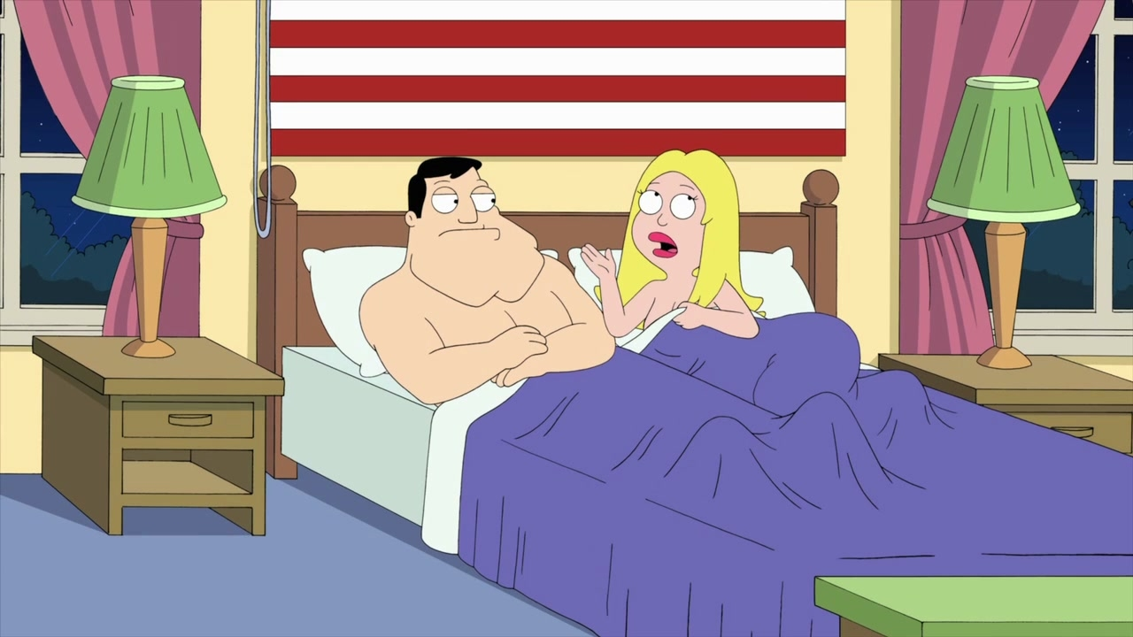 American Dad!: The Missing Kink