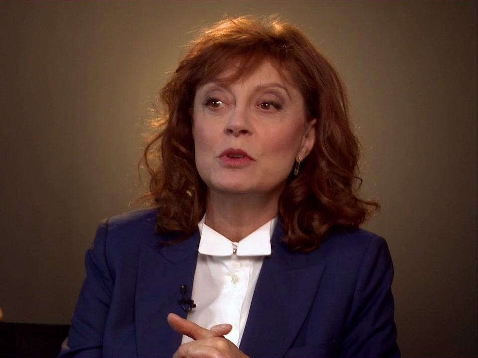 The Big Wedding: Susan Sarandon On The Film