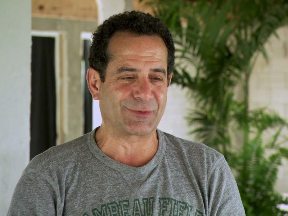 Pain & Gain: Tony Shalhoub On The Script
