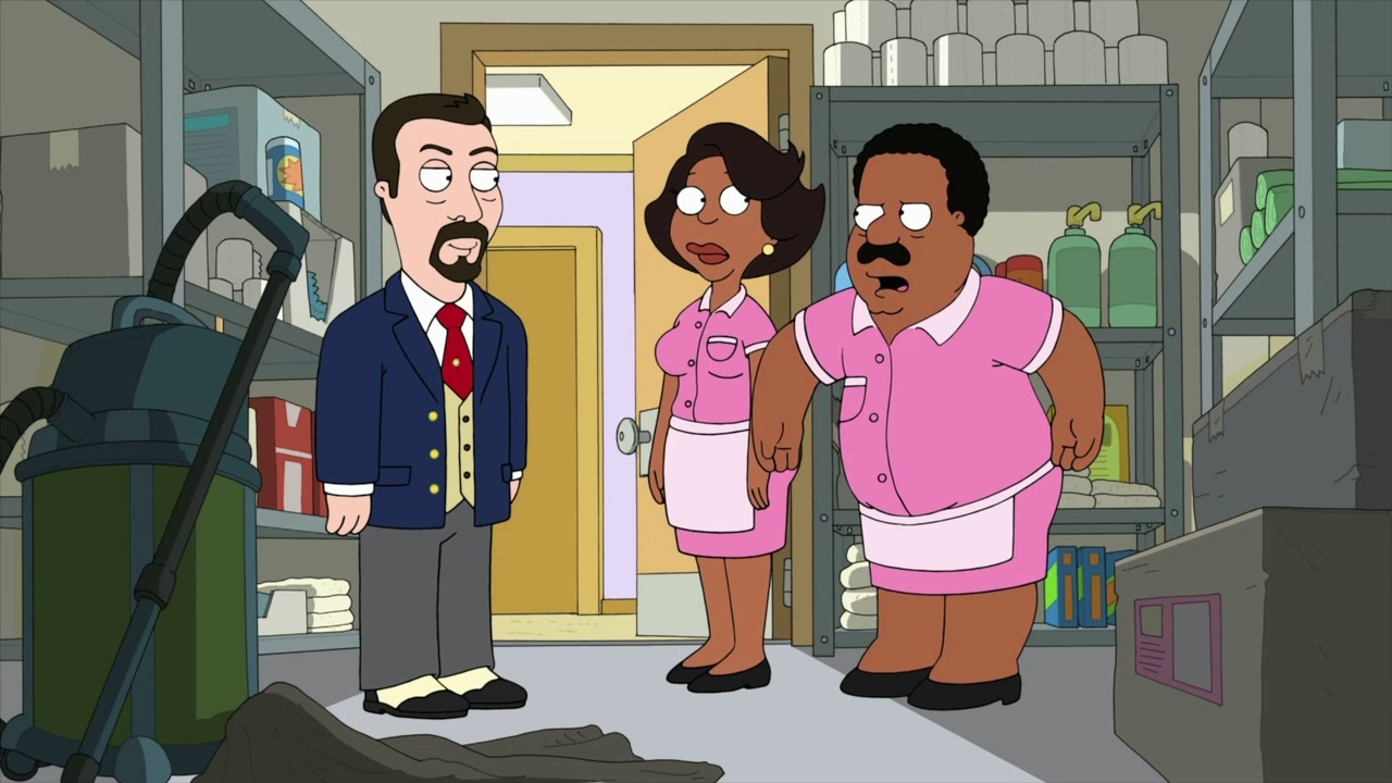 The Cleveland Show: Work Off The Bill