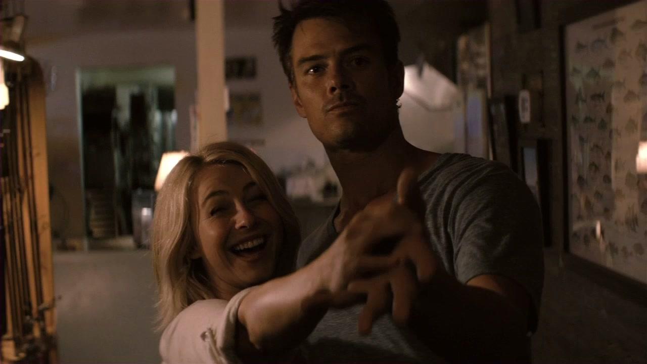 Safe Haven: Love Story (Blu-ray/DVD TV Spot)