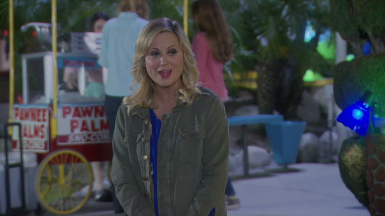 Parks And Recreation: Swing Vote