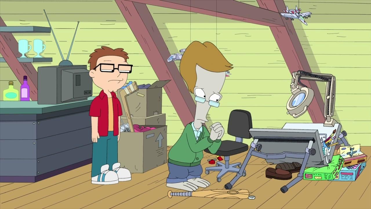 American Dad!: Steve Needs Help