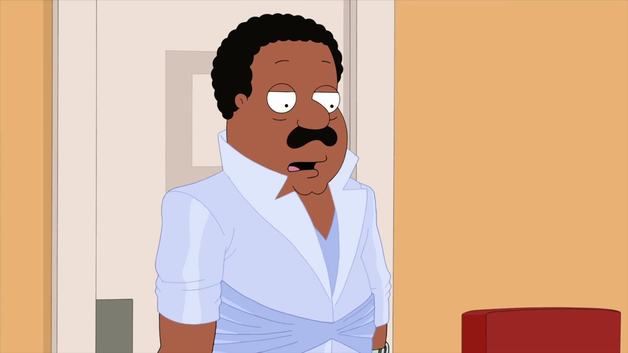 The Cleveland Show: Stranger's Funerals