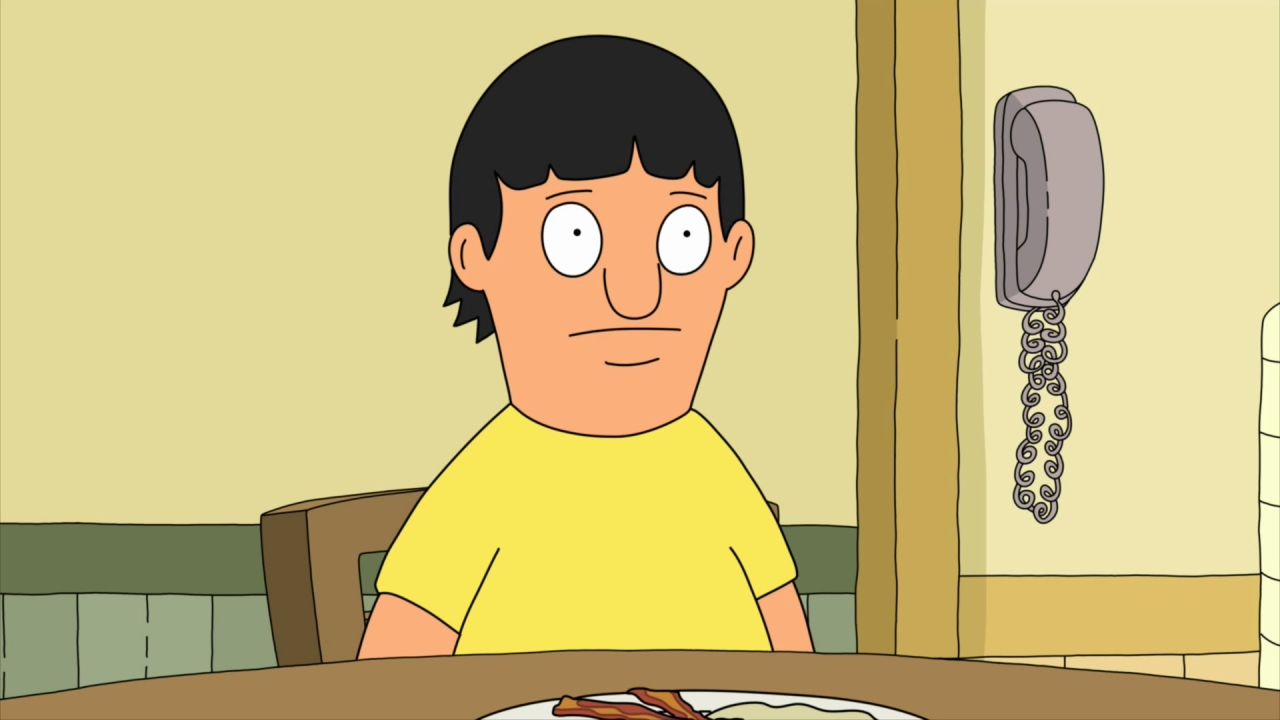 Bob's Burgers: Table Scaping