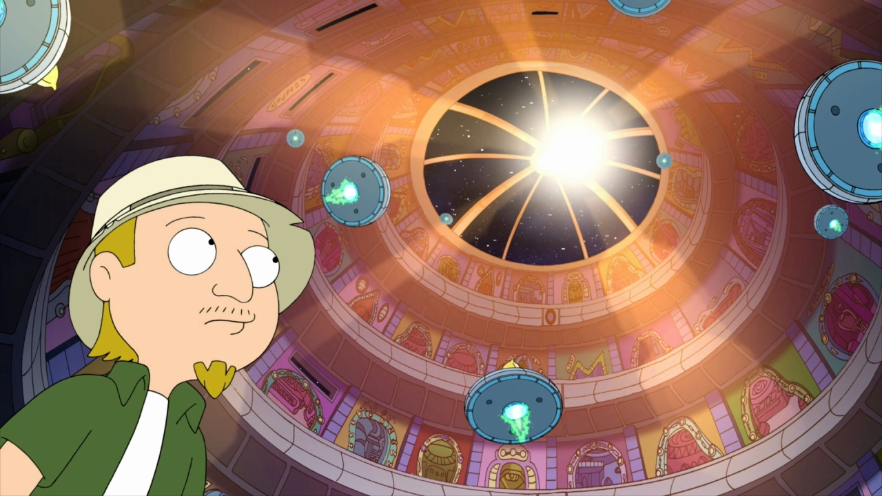 American Dad!: Lost In Space