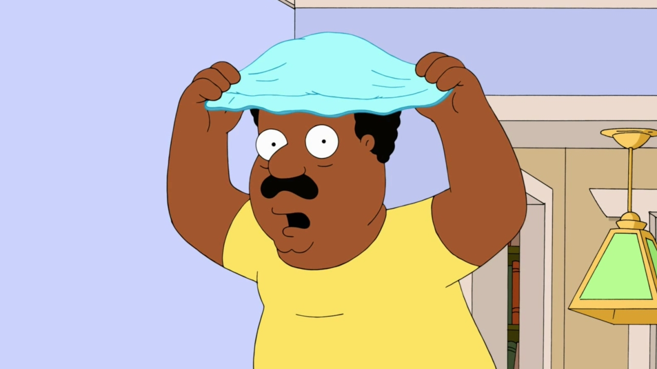 The Cleveland Show: Of Lice & Men