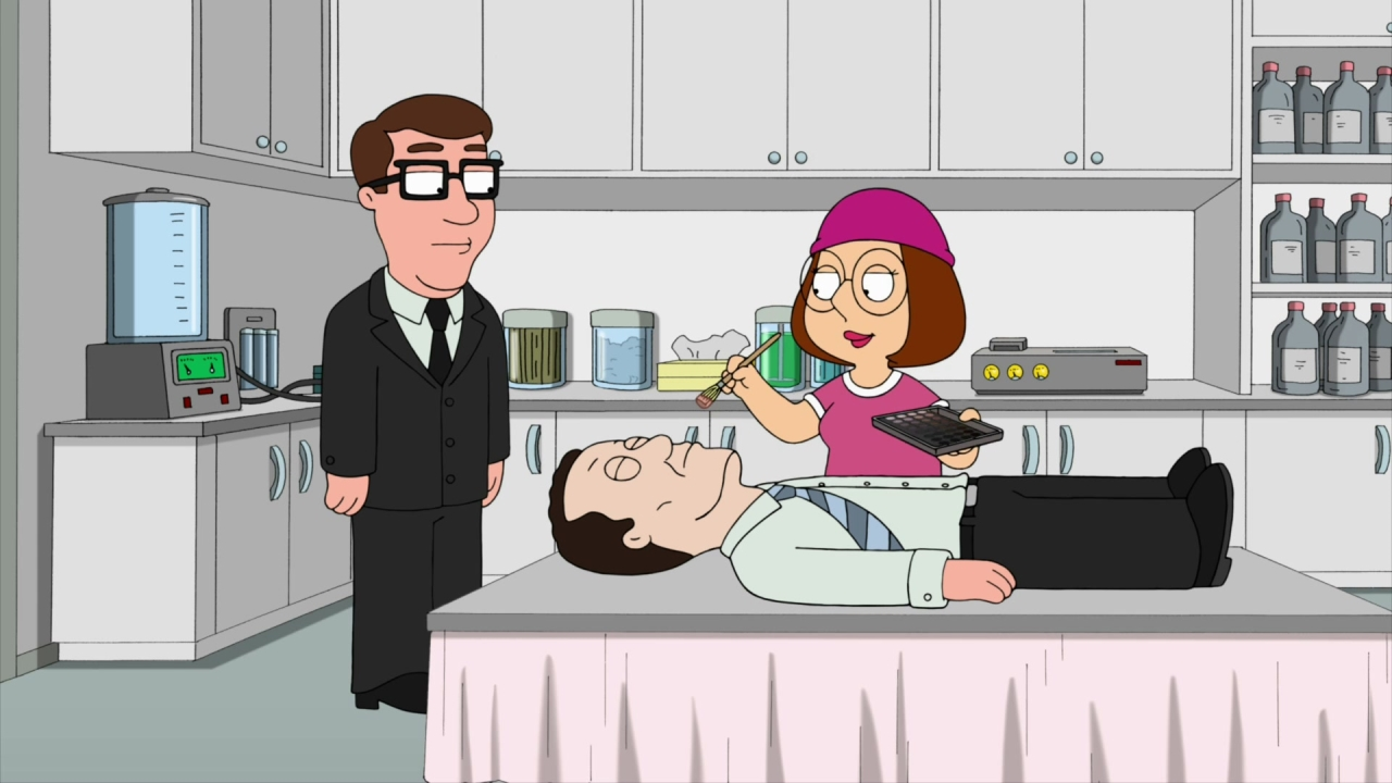 Family Guy: Save The Clam