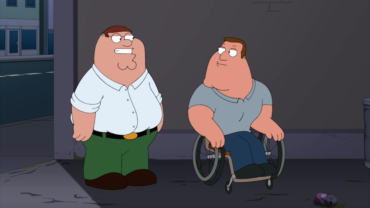 Family Guy: Trespassing