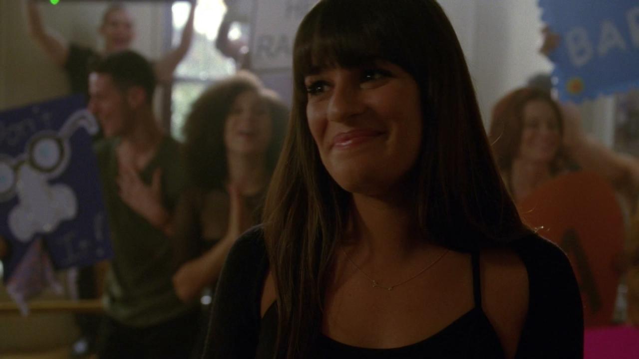 Glee: Uptight (Everything's Alright)