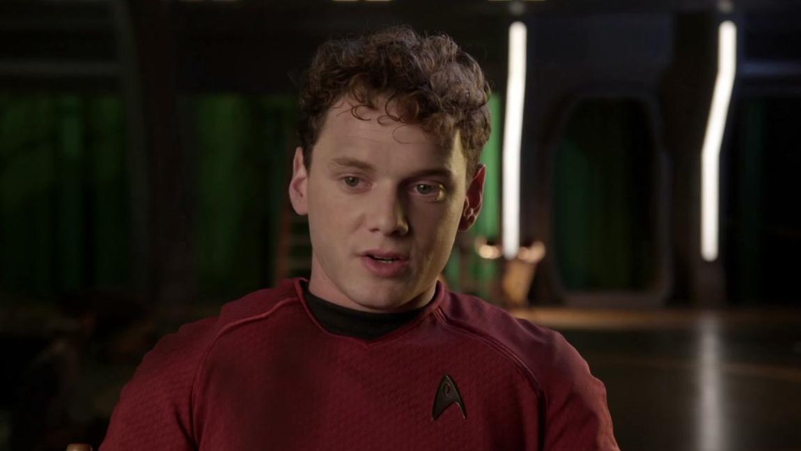 Star Trek Into Darkness: Anton Yelchin On The Key Themes In The Movie