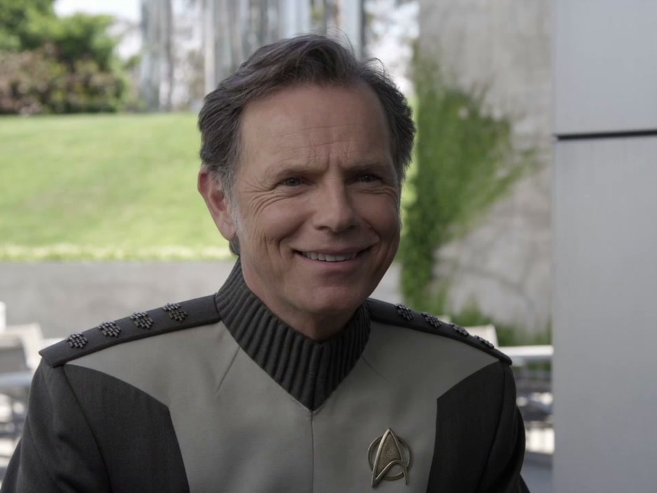 Star Trek Into Darkness: Bruce Greenwood On His Character Feeling Like Real People