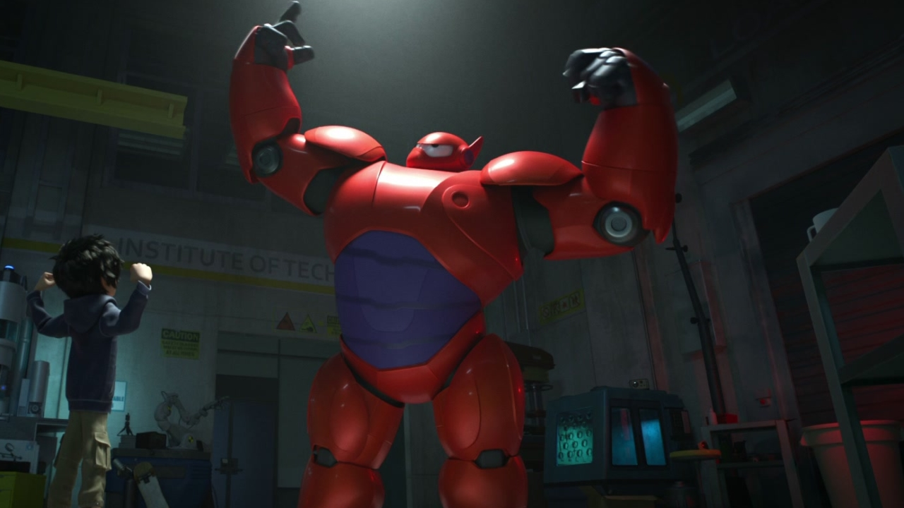 Big Hero 6 (Trailer 1)