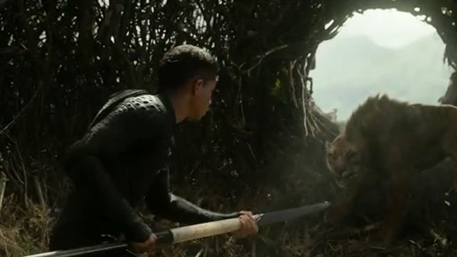 After Earth: Bird Fight