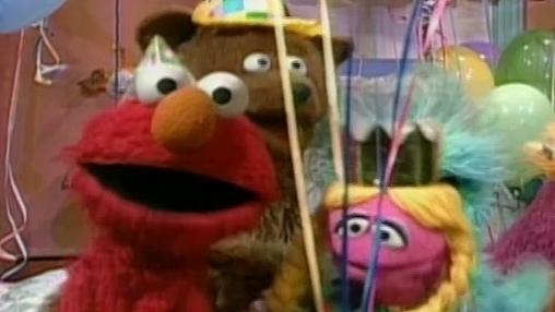 Sesame Street: Fiesta