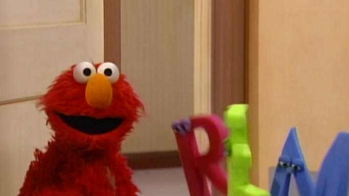 Sesame Street: Elmapalooza