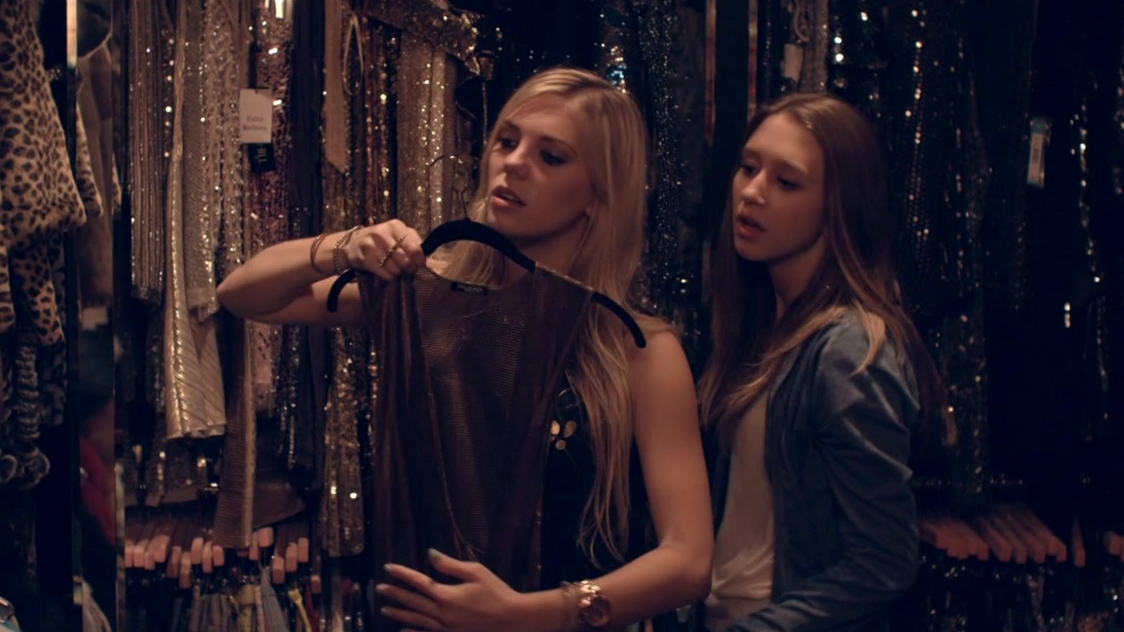 The Bling Ring: Paris House