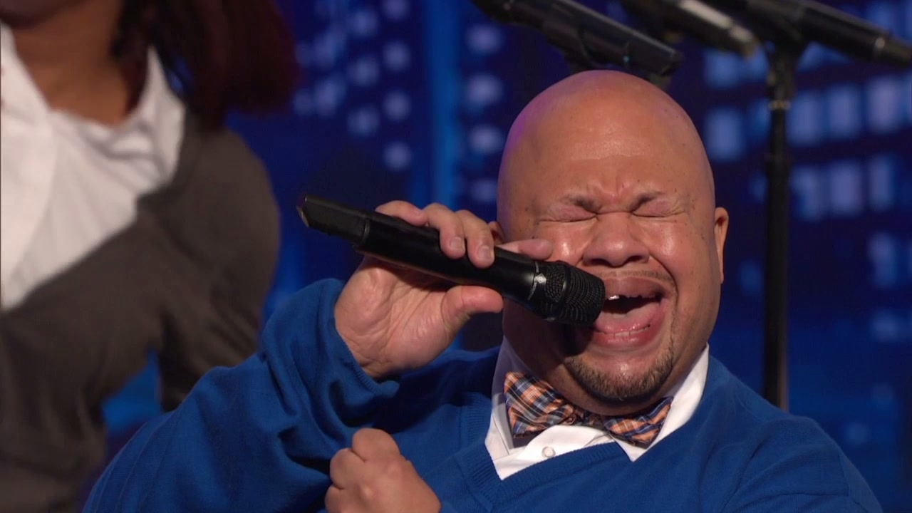 America's Got Talent: Virginia State Gospel Choir