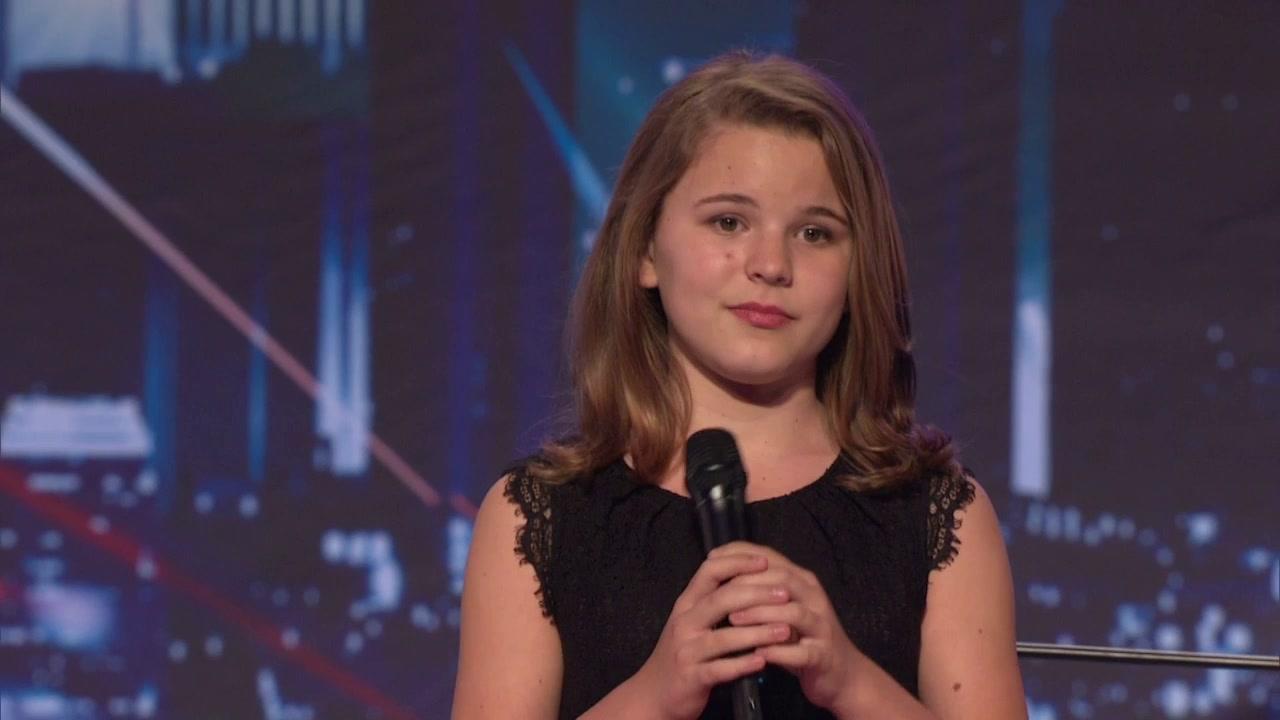 America's Got Talent: Anna Christine
