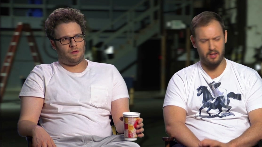 This Is The End: Seth Rogen And Evan Goldberg On Who They Had In Mind For A Dream Cast