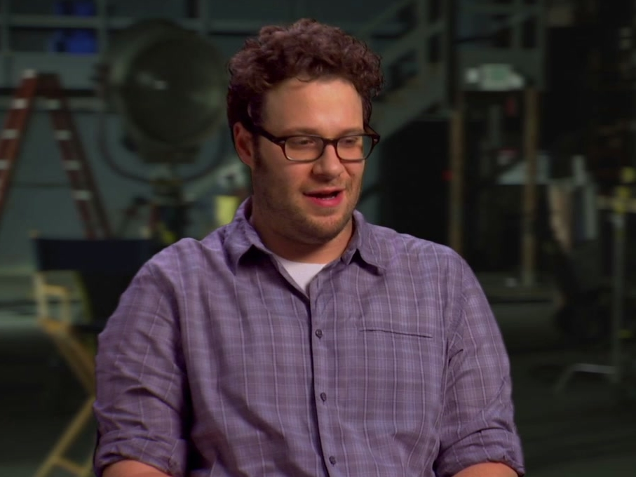 This Is The End: Seth Rogen On What The Film Is About