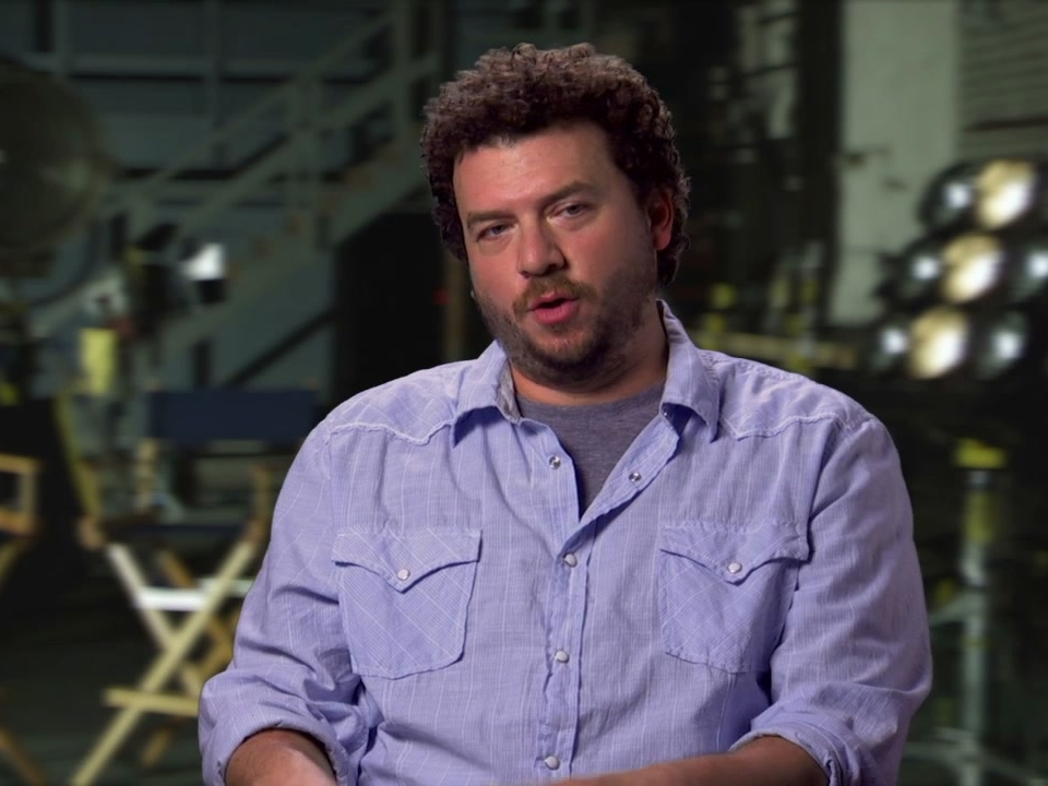 This Is The End: Danny Mcbride On Learning About The Script